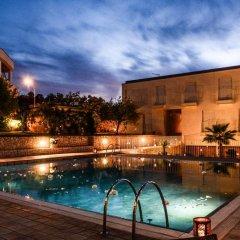 Hotel Ristorante Colle Del Sole Альберобелло бассейн
