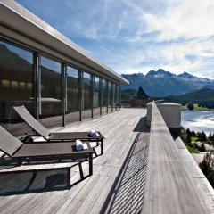 Отель Schweizerhof Swiss Quality Hotel Швейцария, Санкт-Мориц - отзывы, цены и фото номеров - забронировать отель Schweizerhof Swiss Quality Hotel онлайн бассейн