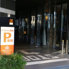 APA Hotel Higashi Shinjuku Ekimae вид на фасад фото 2