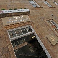 Отель Stewart Aparthotel Эдинбург фото 3