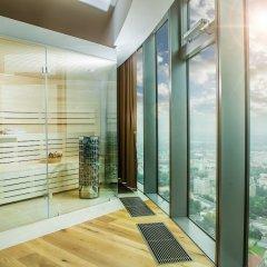Отель Apartamenty Sky Tower сауна