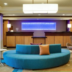 Отель Fairfield Inn And Suites By Marriott Lake City Лейк-Сити интерьер отеля фото 2