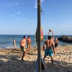 Отель Fantasy Beach спортивное сооружение