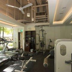 Отель Amara Singapore фитнесс-зал фото 4