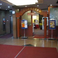 Brown Tourist Hotel банкомат