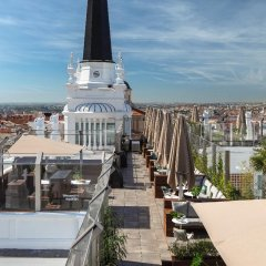 Отель ME Madrid Reina Victoria Мадрид фото 5