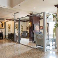 Отель Doubletree By Hilton Gatineau-Ottawa Гатино интерьер отеля