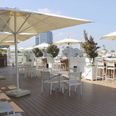 Cinema - an Atlas Boutique Hotel Израиль, Тель-Авив - 11 отзывов об отеле, цены и фото номеров - забронировать отель Cinema - an Atlas Boutique Hotel онлайн бассейн фото 3