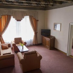 U Medvidku-Brewery Hotel комната для гостей фото 10
