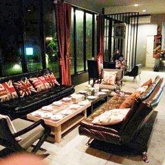 Отель De Coco House Sriracha интерьер отеля фото 3