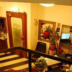 Hotel Major Genova интерьер отеля