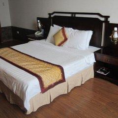 Отель Halong Pearl Халонг комната для гостей фото 4