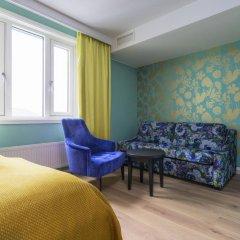 Отель Thon Hotel Nidaros Норвегия, Тронхейм - отзывы, цены и фото номеров - забронировать отель Thon Hotel Nidaros онлайн комната для гостей фото 4