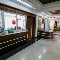 Отель NIDA Rooms 597 Suan Luang Park интерьер отеля