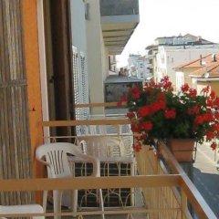 Отель Firenze Римини балкон