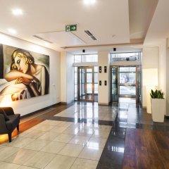 Отель Moderno Польша, Познань - 1 отзыв об отеле, цены и фото номеров - забронировать отель Moderno онлайн интерьер отеля фото 2