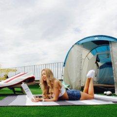 Гостиница Zvezda Rooftop Camping фитнесс-зал