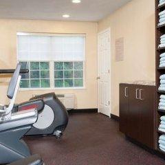 Отель TownePlace Suites by Marriott Indianapolis - Keystone фитнесс-зал фото 3