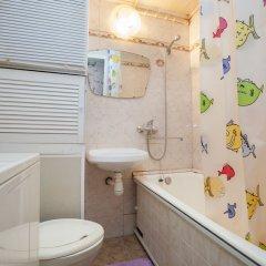 Гостиница Sadovoye Koltso Apartment Vykhino в Москве отзывы, цены и фото номеров - забронировать гостиницу Sadovoye Koltso Apartment Vykhino онлайн Москва ванная
