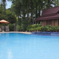 Отель Safari Beach Hotel Таиланд, Пхукет - 1 отзыв об отеле, цены и фото номеров - забронировать отель Safari Beach Hotel онлайн бассейн