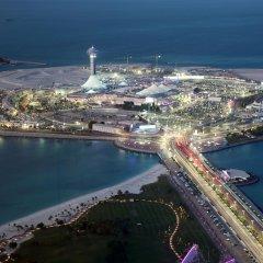 Отель The Abu Dhabi Edition пляж