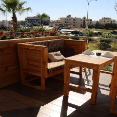 Olive Tree Hotel Amman балкон