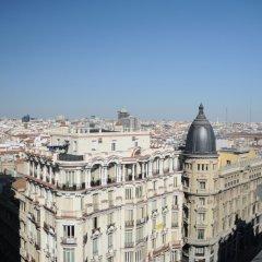 Отель Hostal Luis XV балкон