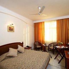 Отель Grand President Индия, Нью-Дели - отзывы, цены и фото номеров - забронировать отель Grand President онлайн комната для гостей фото 2