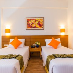 The Royal Paradise Hotel & Spa 4* Стандартный номер с различными типами кроватей фото 5