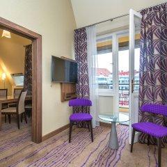 Merchants Crown Hotel Прага комната для гостей фото 4