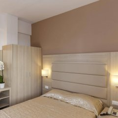 Отель Africa Hotel Греция, Родос - 1 отзыв об отеле, цены и фото номеров - забронировать отель Africa Hotel онлайн комната для гостей фото 2