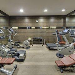 Отель Melia Genova фитнесс-зал
