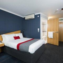 Отель Holiday Inn Express City Centre Riverside Глазго комната для гостей фото 5