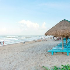 Отель An Bang Beach Happy Village пляж фото 2