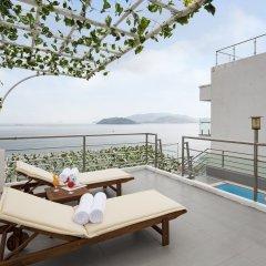 Отель Ruby Tran Phu Street Нячанг балкон