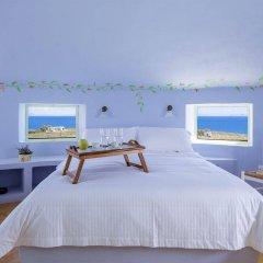Отель Windmill Villas Греция, Остров Санторини - отзывы, цены и фото номеров - забронировать отель Windmill Villas онлайн комната для гостей фото 4