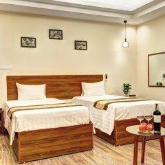 Отель My Linh Hotel Вьетнам, Ханой - отзывы, цены и фото номеров - забронировать отель My Linh Hotel онлайн комната для гостей фото 4