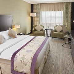 Отель Crowne Plaza Jeddah комната для гостей фото 5
