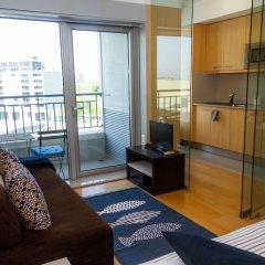 Апартаменты Liiiving In Porto - Antas Corporate Studio комната для гостей фото 3
