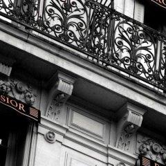 Отель Excelsior Opera Париж городской автобус
