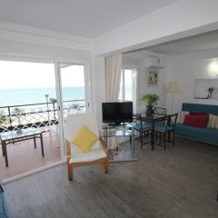 Отель Beachfront Bliss in Fuengirola Испания, Фуэнхирола - отзывы, цены и фото номеров - забронировать отель Beachfront Bliss in Fuengirola онлайн комната для гостей фото 2