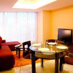 Отель Seven Place Executive Residences Бангкок интерьер отеля