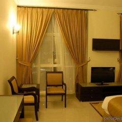 Отель Al Hayat Hotel Suites ОАЭ, Шарджа - отзывы, цены и фото номеров - забронировать отель Al Hayat Hotel Suites онлайн комната для гостей фото 5