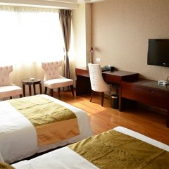 Отель Xiamen Sweetome Vacation Rentals (Wanda Plaza) Китай, Сямынь - отзывы, цены и фото номеров - забронировать отель Xiamen Sweetome Vacation Rentals (Wanda Plaza) онлайн комната для гостей фото 2