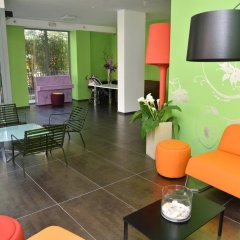 Sound Suite Hotel Риччоне интерьер отеля фото 2
