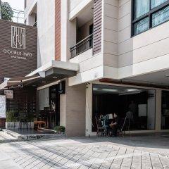 Отель Double Two@Sathorn Бангкок парковка