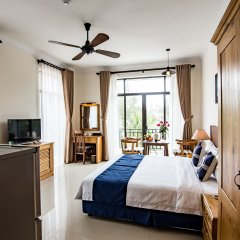 Отель Santa Villa Hoi An комната для гостей фото 4