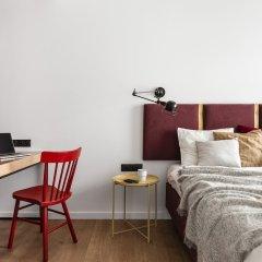 Апартаменты Dom&House-Apartments Neptun Park Premium комната для гостей фото 5