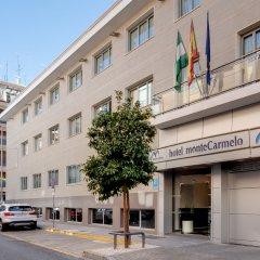 Отель Monte Triana Испания, Севилья - отзывы, цены и фото номеров - забронировать отель Monte Triana онлайн парковка