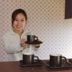 Отель Guest House Wind Inn Hakuba Хакуба интерьер отеля